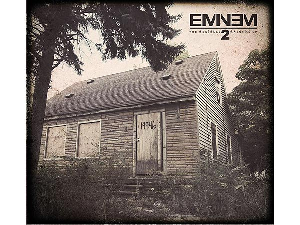 Eminem Unveils Tracklist for Marshall Mathers LP 2 ...