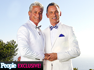 Go Inside Greg Louganis's Wedding: See the Photos
