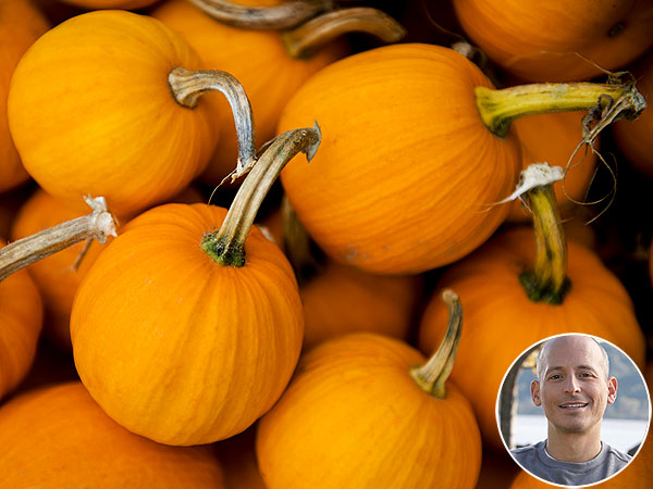 It's Pumpkin Time! Try Harley Pasternak's Nutritious & Delicious Recipes