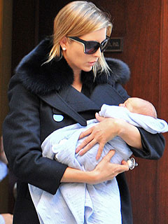 Ivanka Trump Leaves the Hospital in Style with Baby Joseph