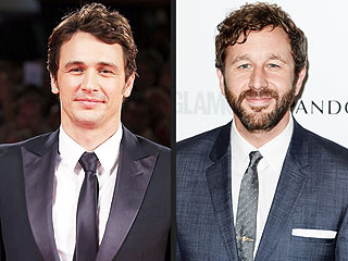 James Franco and Chris O'Dowd: Broadway's Next Big Bromance?
