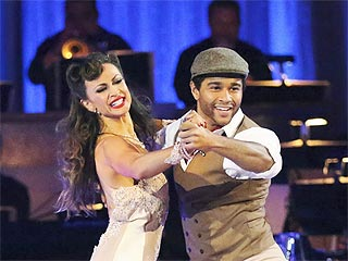 Karina Smirnoff's DWTS Blog: No Food, No Sleep – Just Practice