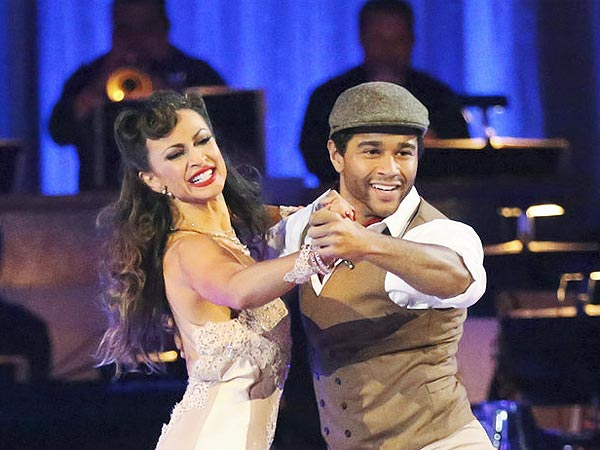 Corbin Bleu's DWTS Blog: This Week's Dance Is Going to Be 'Epic'