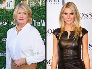What Did Gwyneth Paltrow Say About Martha Stewart's Diss? | Gwyneth Paltrow, Martha Stewart