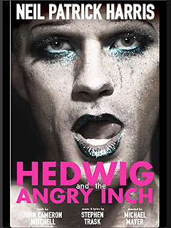 Neil Patrick Harris Glitters in First Look at Broadway's Hedwig