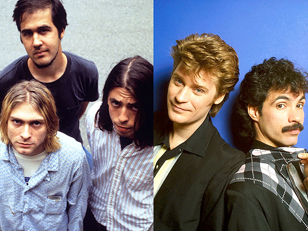 Rock and Roll Hall of Fame 2014 Nominees Announced
