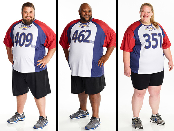 Alison Sweeney's Biggest Loser Blog: The Season's Most Inspiring Contestants| Celebrity Blog, The Biggest Loser, Alison Sweeney, Jillian Michaels, Ruben Studdard