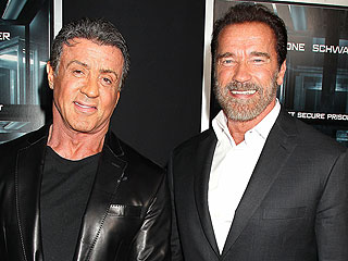 How Sylvester Stallone & Arnold Schwarzenegger Became Most Unlikely Buds