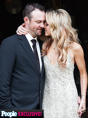 Pistol Annies' Ashley Monroe Marries White Sox Pitcher John Danks