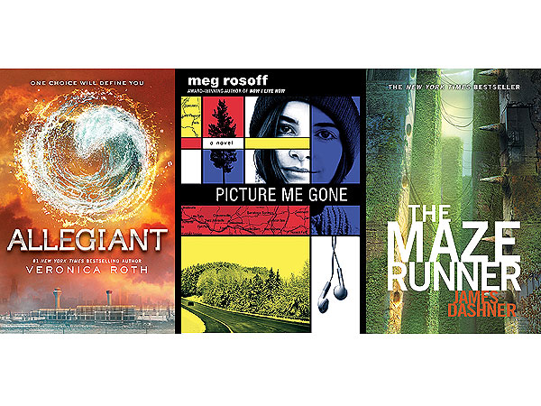 What We're Reading This Weekend: Young Adult Novels with Grownup Appeal