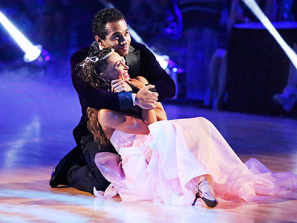 Karina Smirnoff's DWTS Blog: Corbin Is My 'Dream Partner' | Corbin Bleu, Karina Smirnoff