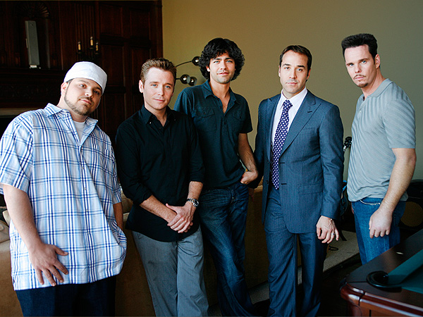 Entourage Movie a Go, Says Kevin Connolly