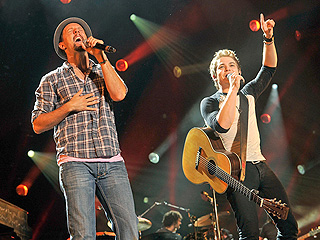 Country Stars Will Collaborate with Rockers at CMA Awards