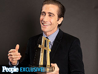 Jake Gyllenhaal: I've Dropped About 20 Lbs. for Nightcrawler