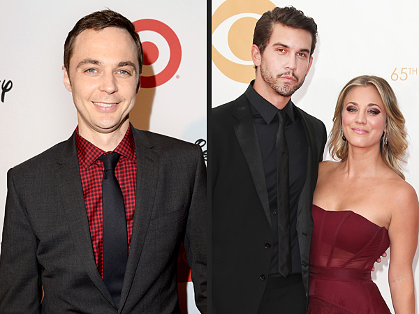 Jim Parsons Can't Wait to 'Exploit' Kaley Cuoco's Fiancé | Jim Parsons, Kaley Cuoco