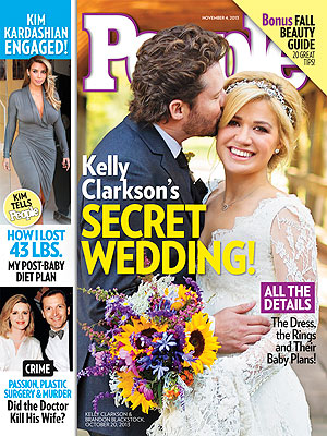 Inside Kelly Clarkson's Farm Wedding