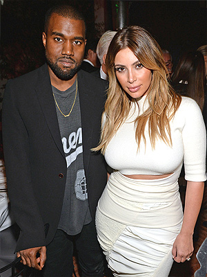 Kim Kardashian: I'll Take Kanye's Name When We Wed