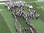 Ohio State Marching Band Moonwalks in Michael Jackson Tribute