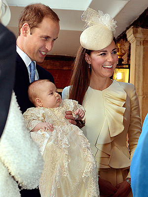 All the Details of Prince George's Royal Christening!