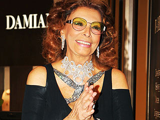 Sophia Loren Cleared of Tax Evasion Charges After Almost 40 Years