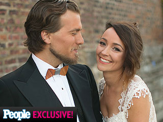 Gloriana's Tom Gossin Ties the Knot – See the Glowing Couple