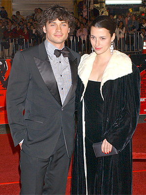 Tom Welling and Wife to Divorce