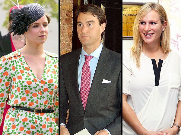 Prince George's Godparents Revealed – All Seven of Them!