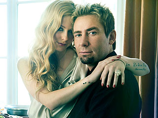Avril & Chad's Rules for a Successful Marriage: No Drinking &
