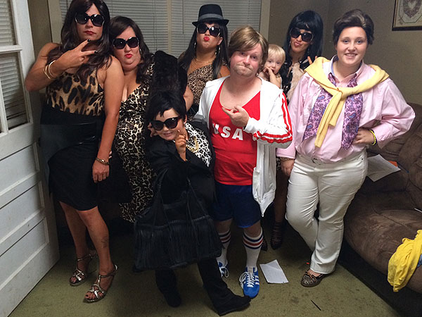 Honey Boo Boo and Her Family Keep Up with the Kardashians for Halloween| Here Comes Honey Boo Boo, Keeping Up with the Kardashians, Kim Kardashian