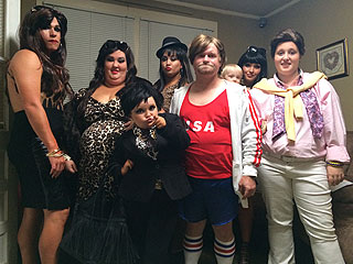 See Honey Boo Boo and Family Dressed as The Kardashians!