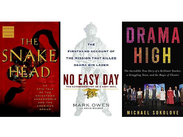What We're Reading This Weekend: True Stories