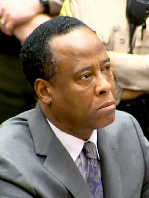 Michael Jackson Doctor Conrad Murray Released from Jail | Conrad Murray