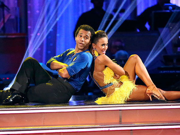 Corbin Bleu's DWTS Blog: You'll See 'Hints of Michael Jackson' in Our Dance