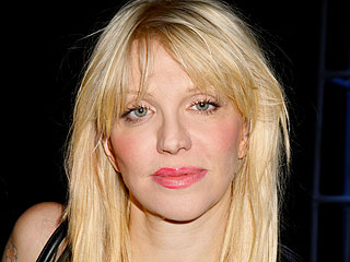 Courtney Love Says She Deserves 'a Second Chance'