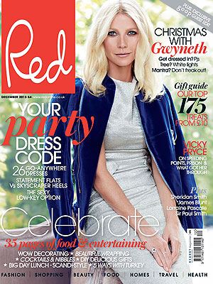 Gwyneth Paltrow on Her Critics: 'Who Gives a S–––?'| Apple Martin, Chris Martin, Gwyneth Paltrow, Moses Martin