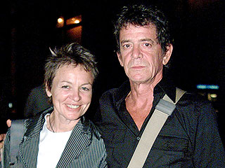 Lou Reed: Wife Calls Late Rocker a 'Prince and a Fighter'