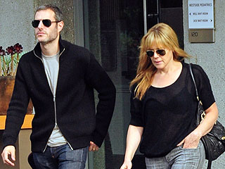 PHOTO: Smash Director Seen Kissing Katharine McPhee Steps Out with Wife