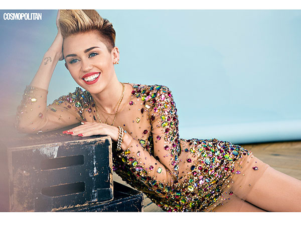 Miley Cyrus Says Music Is Her Boyfriend