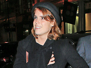 Princess Eugenie's Royal Night Out in New York