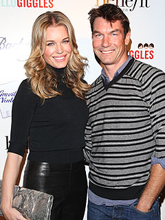 Rebecca Romijn Jerry O'Connell Ass Backwards Event