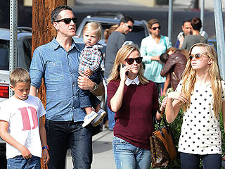 All in the Family: Reese Witherspoon Steps Out with Jim Toth & All Three Kids