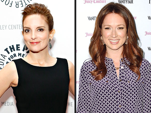 Tina Fey Has a New Show – and It Stars Ellie Kemper