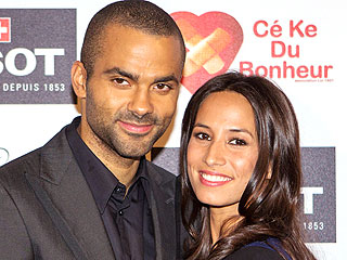 Tony Parker Expecting Son with Fiancée