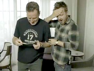 See David Blaine Blow Bryan Cranston & Aaron Paul's Minds