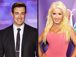 You Won't Believe What Carson Daly Said to Skinny Christina Aguilera