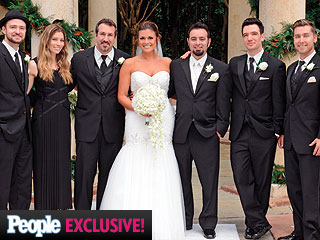 'NSYNC Reunion! Inside Chris Kirkpatrick's Wed