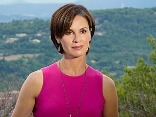 Elizabeth Vargas Back in Rehab