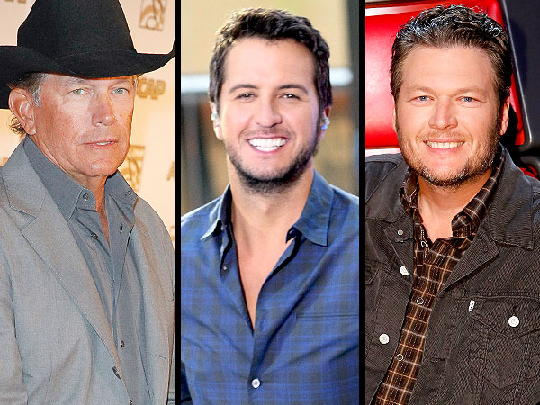 CMA Awards 2013: Who Deserves to Win Entertainer of the Year?| Country Music Association Awards, Blake Shelton, George Strait, Jason Aldean, Luke Bryan, Taylor Swift
