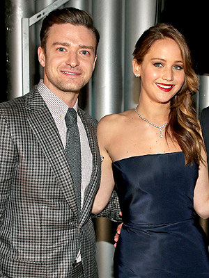 Jennifer Lawrence's Teen Crush? Justin Timberlake