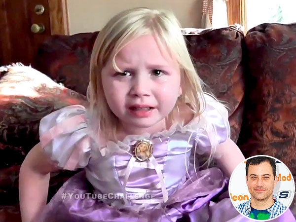 Jimmy Kimmel's Halloween Prank Is Back: Kids, Your Parents Ate All the Candy